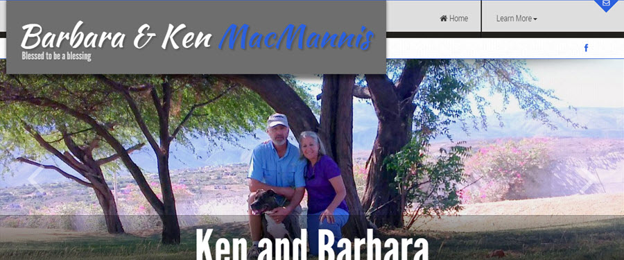 Barbara and Ken MacMannis